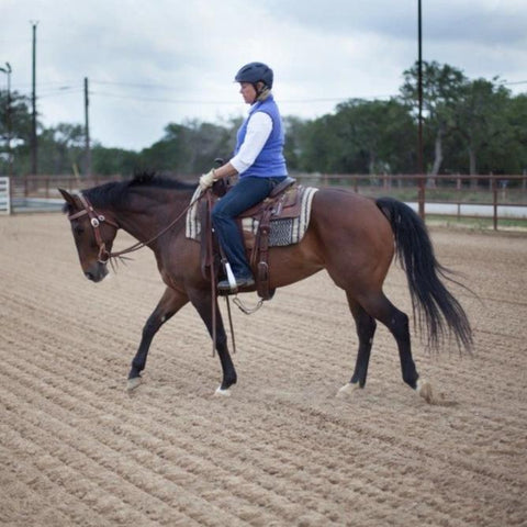 Riding Lesson Video - Balance