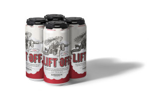 Daredevil Lift Off 4 Pack, 16 oz