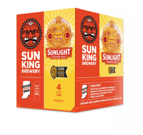 Sunking Sunlight 4 Pack, 16 oz
