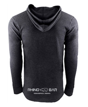 Next Level Thermal Hoodie Tee