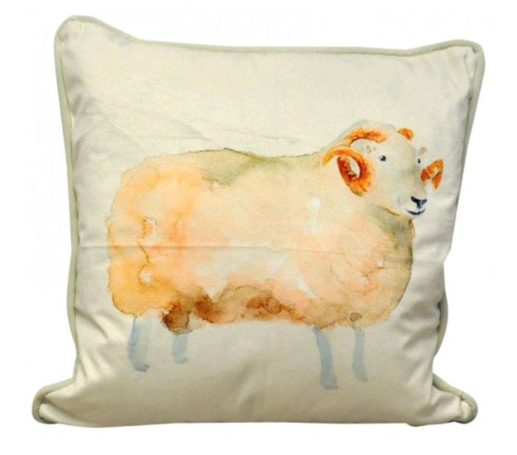 Sheep Cushion 45cm  x 45cm