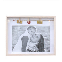 Load image into Gallery viewer, Box A4 Photo Frame - Hugs And Kisses (VERY Limited Stock)