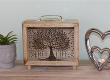 Load image into Gallery viewer, Tree Of Life Money Box