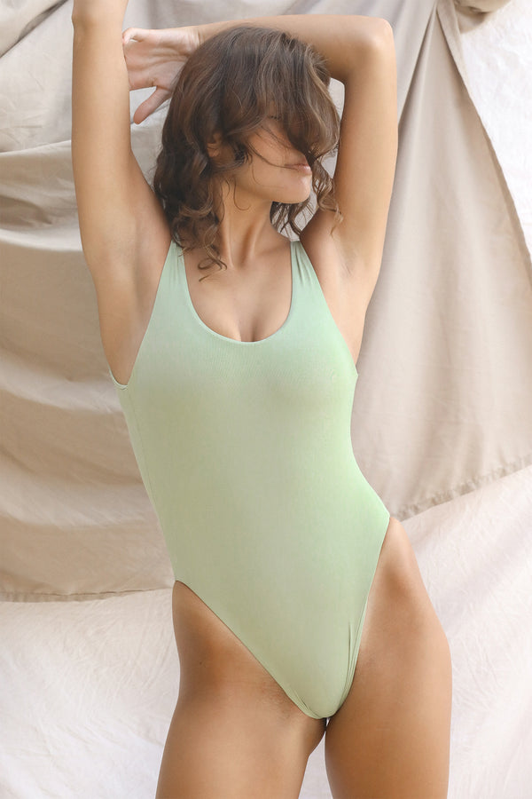 Signature Scoop One Piece (Desert Sage)