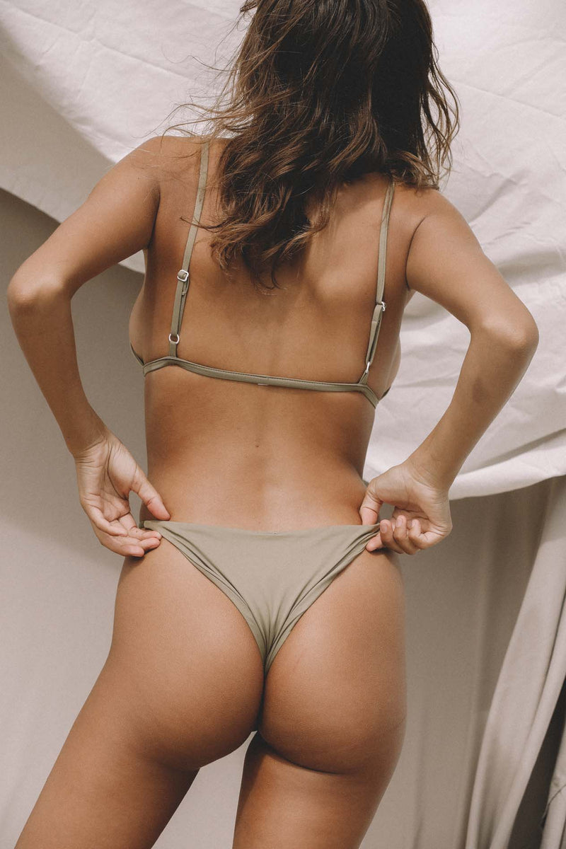 Signature String Bottom (Sage) *FINAL SALE*