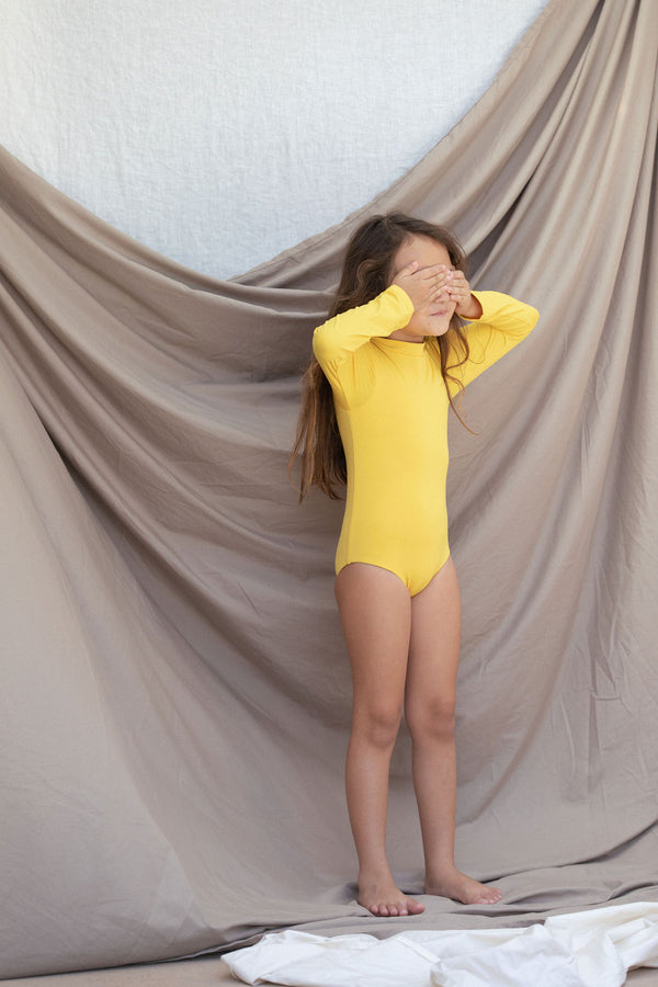 Signature Zip One Piece (Mimosa)