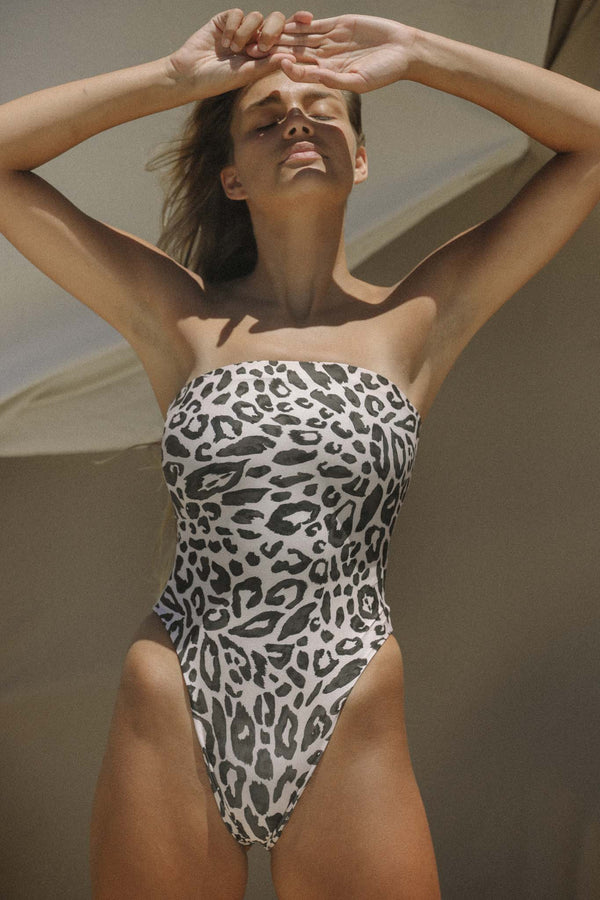 Signature Tube One Piece (Spot) *FINAL SALE*