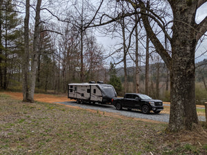 Site 2 - Land of Waterfalls RV Park