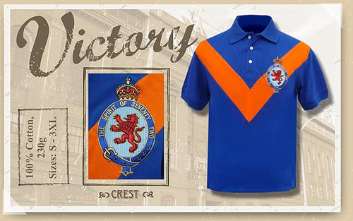 The Spirit of 72 Victory Polo Shirt