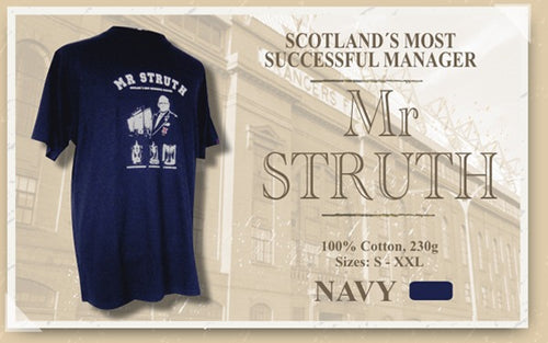 The Spirit of 72 Mr Struth T Shirt