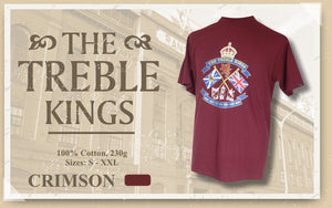 The Spirit of 72 Treble Kings T Shirt