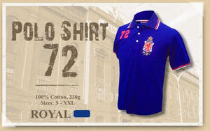 The Spirit of 72 Polo Shirt