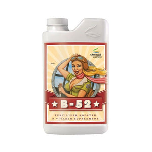 B52 ADVANCED NUTRIENTS INTEGRATORE VITAMINA B FASE GERMINAZIONE CRESCITA E FIORITURA