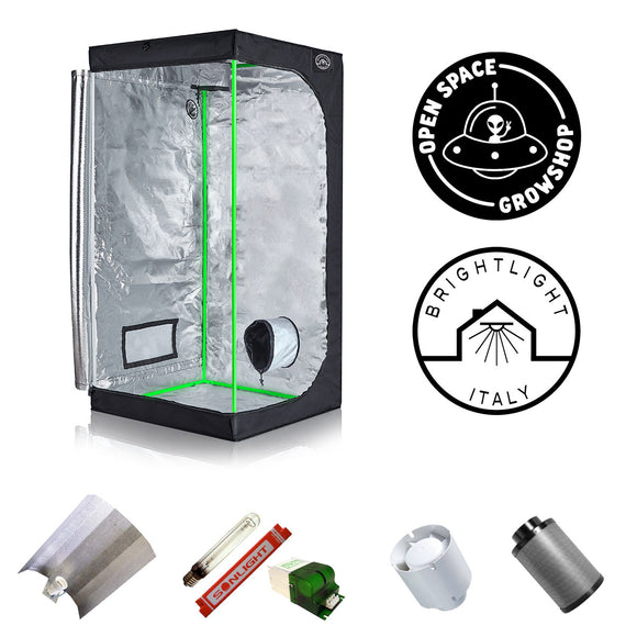 KIT GROW BASE 60X60X160