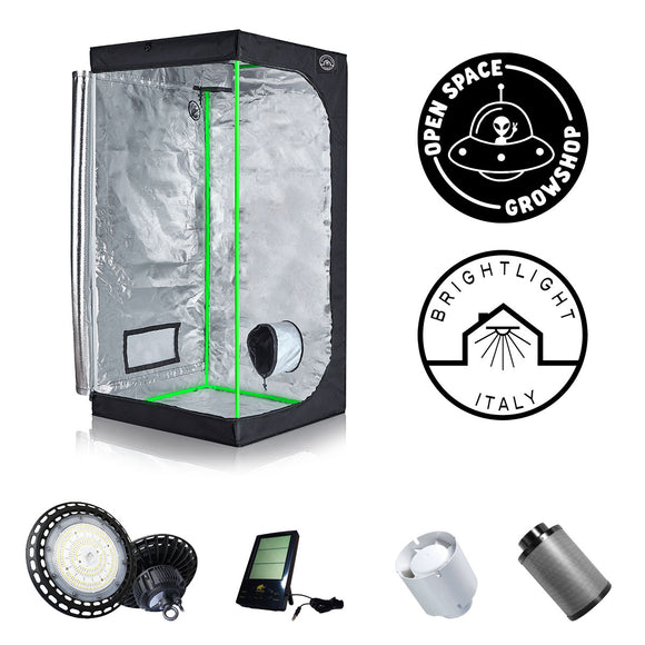 KIT GROW PRO LED 60X60X160
