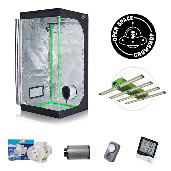 KIT GROW PRO LED 80X80X160