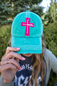 All about Faith Hat