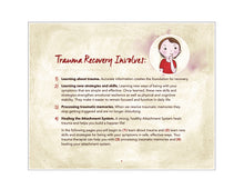 "Load image into Gallery viewer, Trauma Recovery Guidebook for Therapists (11""x14"" Flip Chart)"