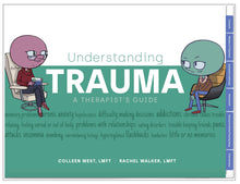 "Load image into Gallery viewer, Understanding Trauma - A Therapist's Guide - 1st Edition  (11""x14"" Flip Chart)"