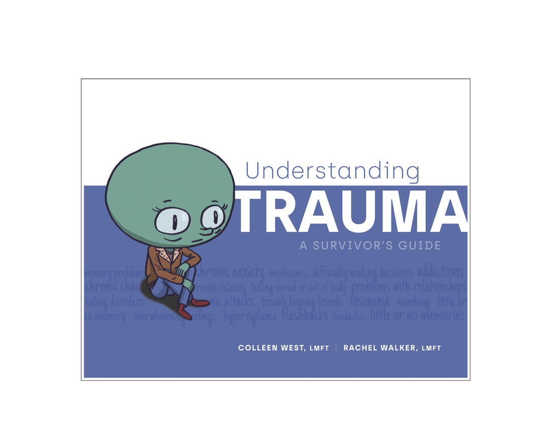 Understanding Trauma - A Survivor's Guide - 1st Edition (6