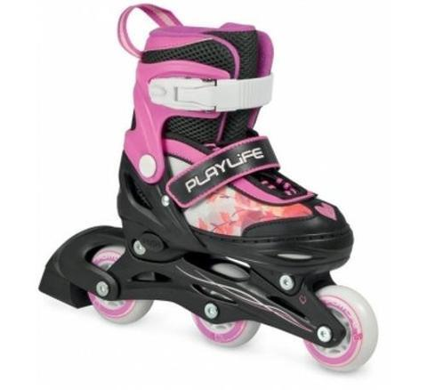 PLAYLIFE Jumper Girl's adjustable inline skate