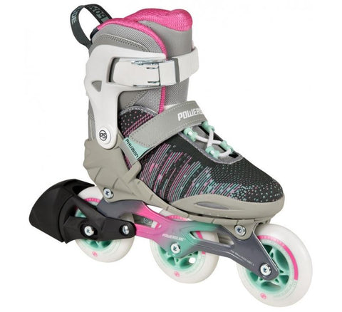 POWERSLIDE PHUZION GALAXY I GIRLS INLINE SKATES