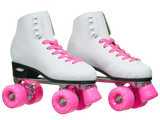 EPIC quad, Classic White/Pink Roller Skate