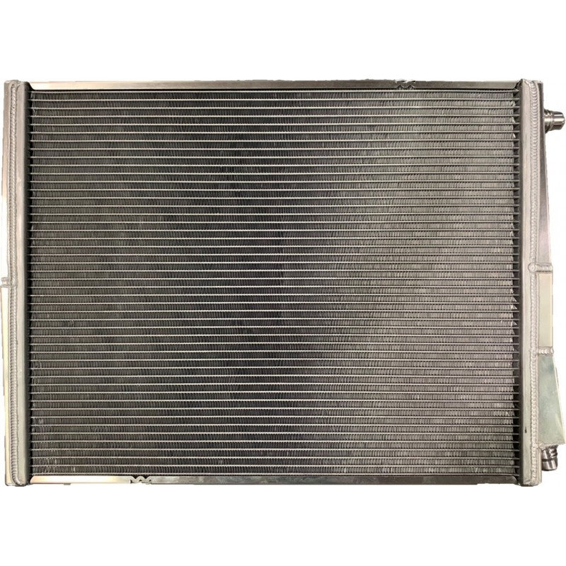 FLUIDYNE 3-ROW HEAT EXCHANGER for 2020+ TOYOTA SUPRA A90 MKV