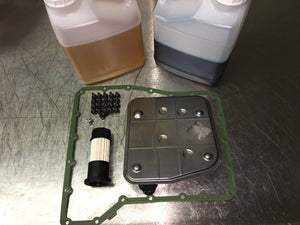 GTR (R35) GR6 DCT Transmission Fluid Change Kit