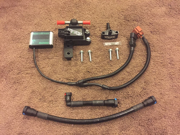 GTR FLEX FUEL HARNESS