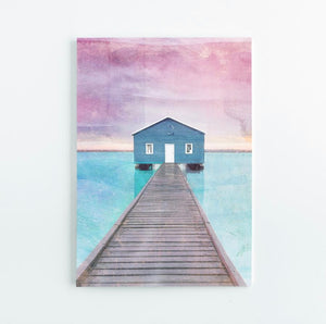Boathouse A5 Notepad