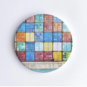Shipping Container Coasters