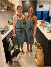 Load image into Gallery viewer, Teal Apron