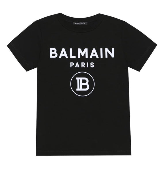 Balmain black shirt