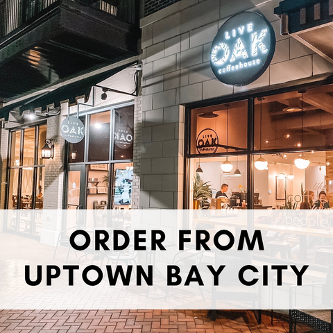Order From Live Oak Coffeehouse Bay City