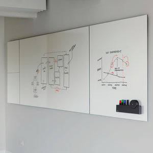Motif CeramicSteel / Whiteboard PolyVision