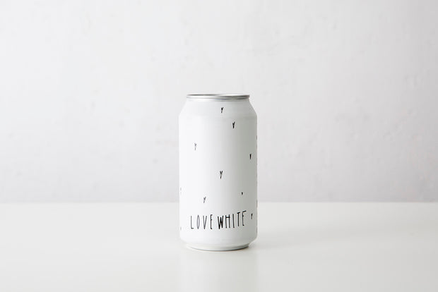 Love White Cans