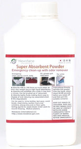 Newstone Super Absorbent Powder - Liquid Solidifier - Bed Pan- Urinal- Spills (650 ml)