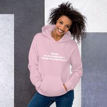 Load image into Gallery viewer, WOMEN'S MUFFLER Hoodie