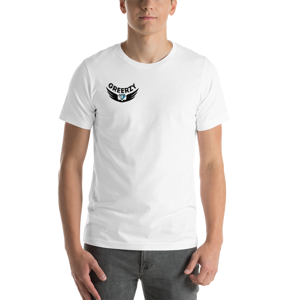 Men's Short-Sleeve GREERZY T-Shirt