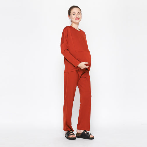 Load image into Gallery viewer, DUMA - nursing loungewear set