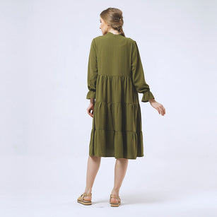 ADELL - nursing dress