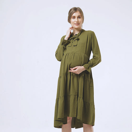 Load image into Gallery viewer, ADELL - nursing dress