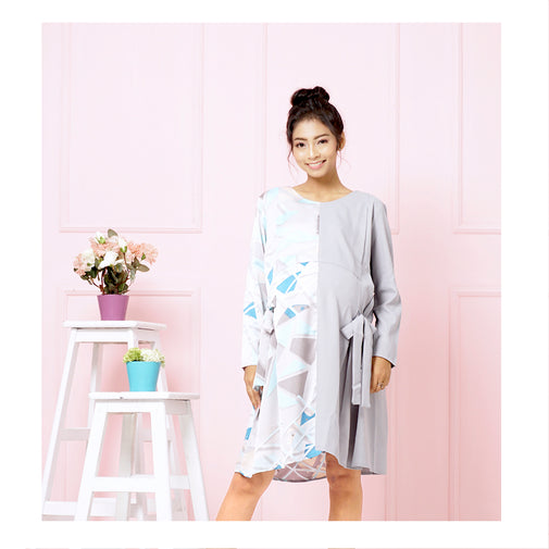 Load image into Gallery viewer, AGELIA  - nursing dress