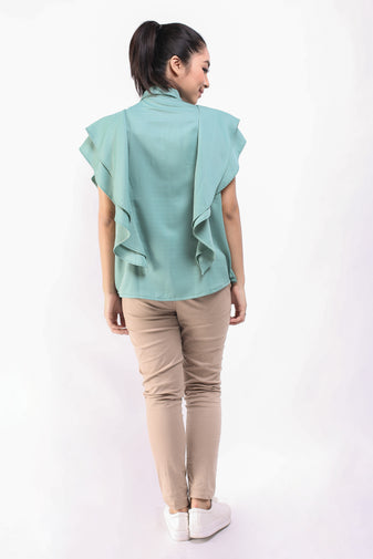 Load image into Gallery viewer, ARBY - nursing blouse