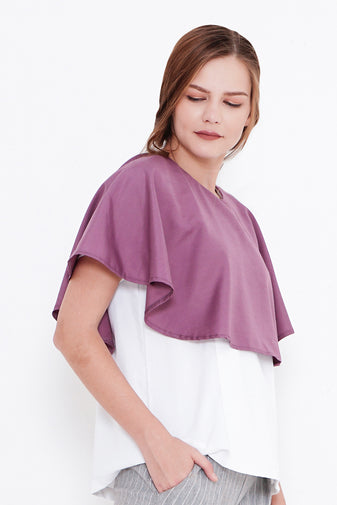 Load image into Gallery viewer, ASTRINA - nursing blouse