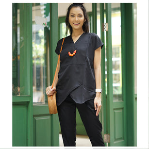 AYUNA - nursing blouse