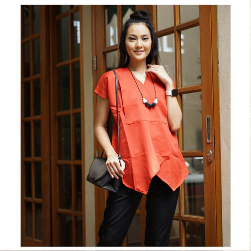 Load image into Gallery viewer, AYUNA - nursing blouse