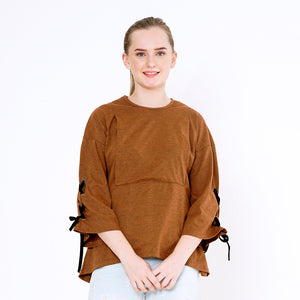 CELIA - nursing blouse