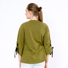 Load image into Gallery viewer, CELIA - nursing blouse